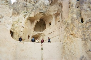 Open Air Museum in Goreme, Cappadocia. footsteps of paul tour Footsteps of Paul Tour Turkey Cappadocia