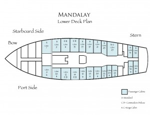 Mandalay lower deck plan windjammer cruise Mandalay Windjammer Cruise Special 2015 Mandalay lower deck plan