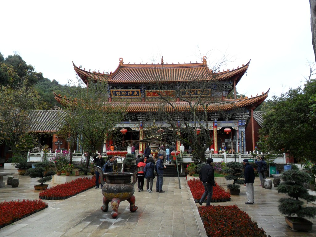 Bamboo Temple Kunming flying tigers China Flying Tigers Heritage Tour SAM 0240