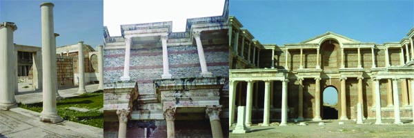 Sardis on the Footsteps of Paul Tour footsteps of paul Footsteps of Paul Tour to Turkey Sardis
