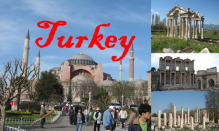 Seven Churches Tour Turkey
