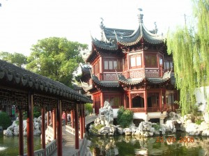 Shanghai Yuyuan Garden {focus_keyword} China Classic Tour with Yunnan Fall 2014 Shanghai02