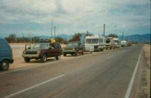 Solar Eclipse Caravan {focus_keyword} 1991 Baja Solar Eclipse Trek Solar Eclipse Caravan