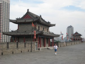 Xian City Wall {focus_keyword} Silk Road China Tour October 2014 china 09 209