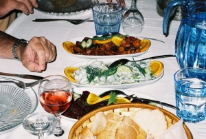 Turkish Food {focus_keyword} Blue Voyage Cabin Charter 7840067 R1 042 19A