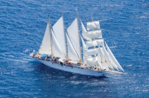 Star Clipper near St Maarten {focus_keyword} Star Clipper's Winter 2014 Specials Star Clipper StMaarten