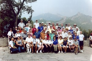 Great Wall of China {focus_keyword} Silk Road China Tour October 2014 Great Wall Tropical Sails Group