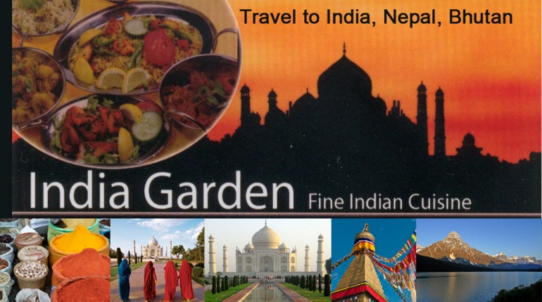 Travel to India, Nepal & Bhutan