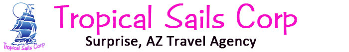 Tropical Sails Banner {focus_keyword} Specialty Tours Guaranteed to Go Tropical Sails banner logo