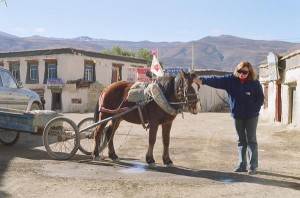 Donkey Cart High Asia Tour {focus_keyword}  BHUTAN, TIBET & NEPAL - ASIA ADVENTURE     Donkey Cart High Asia