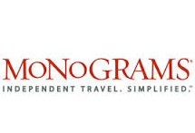 Monograms tours for independent travel. vacation packages Vacation Packages Monograms logo e1392351313737