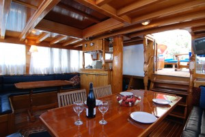 Olympus Salon {focus_keyword} Olympus Yacht Charter Bodrum Turkey Olympus Salon II