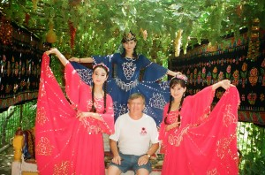 Turpan Harem {focus_keyword} Silk Road China Tour October 2014 01 Tupan Harem