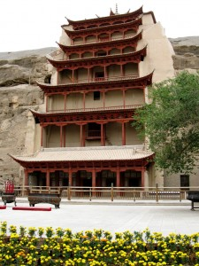 Mogao Grottoes {focus_keyword} 2008 Silk Road Solar Eclipse Tour 2751479422 1b0894b887 b