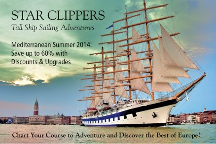 Royal Clipper Summer Sailing Adventures
