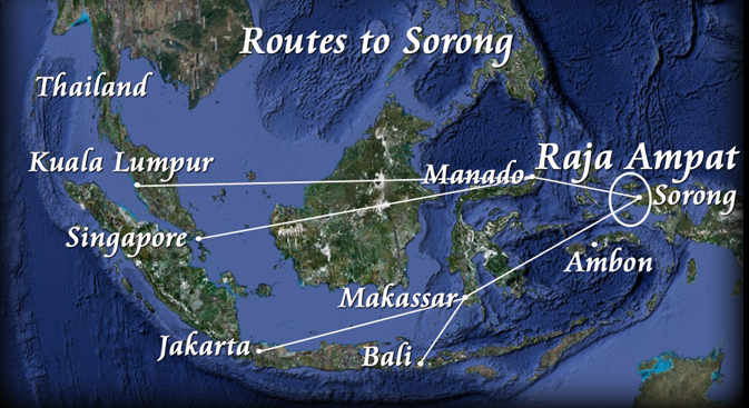 Routes to Sarong {focus_keyword} Bali Indonesia Solar Eclipse Cruise March 3-16 2016 Routes to Sarong