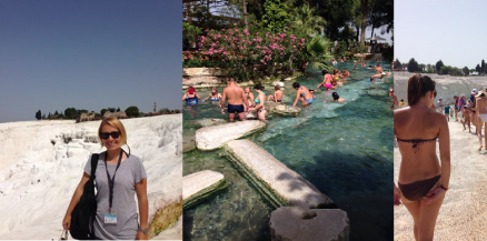 Pamukkale Spa Turkey