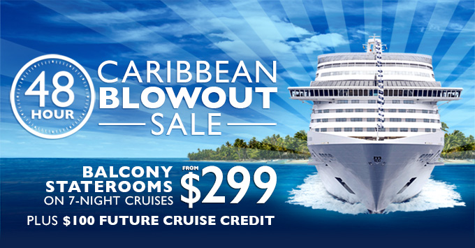MSC Cruises Caribbean Cruise Deals  Tropical Sails