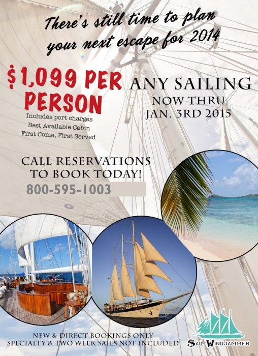 Windjammer Cruise windjammer cruise Mandalay Windjammer Cruise Fall Sale Windjammer cruise sale