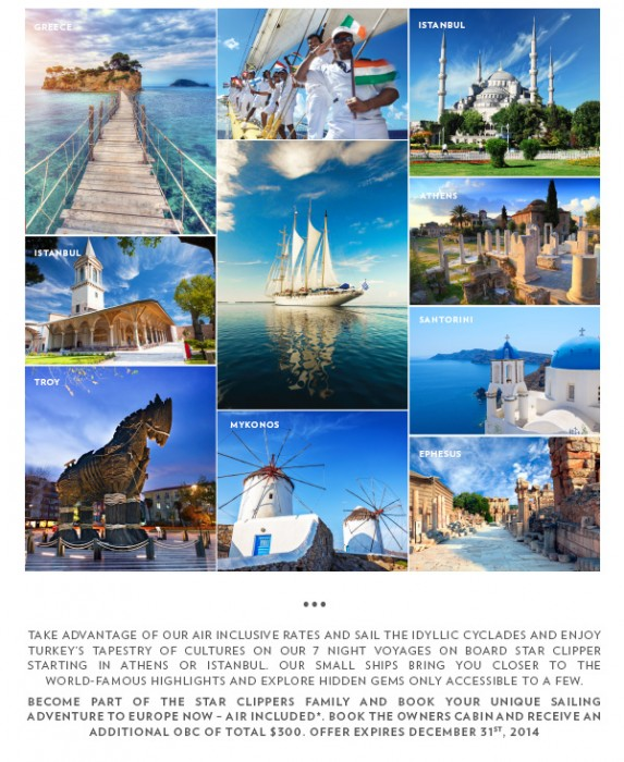 Aegean Sea Sailing Cruises aegean sea sailing cruises Star Clippers Aegean Sea Sailing Cruises caribbean sailing cruise vacation