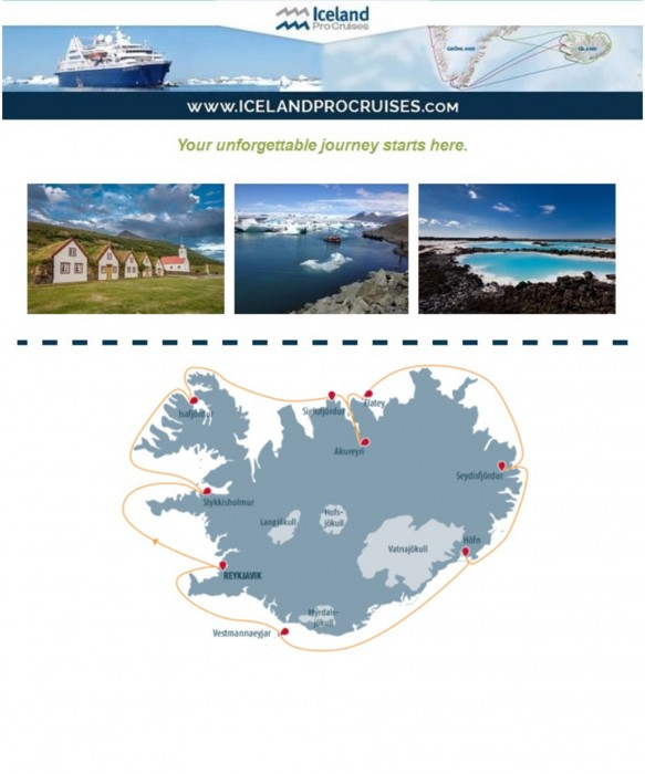 Iceland Cruises iceland cruises Iceland Cruises and Greenland for 2017 Iceland Cruise
