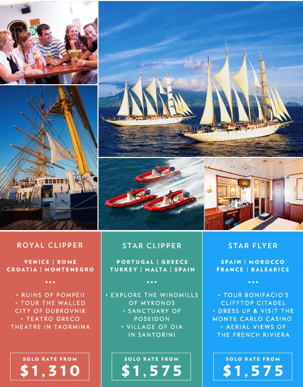 Star Clippers No single Supplement Cruises no single supplement cruise Star Clippers No Single Supplement Cruise No single supplement cruises 01
