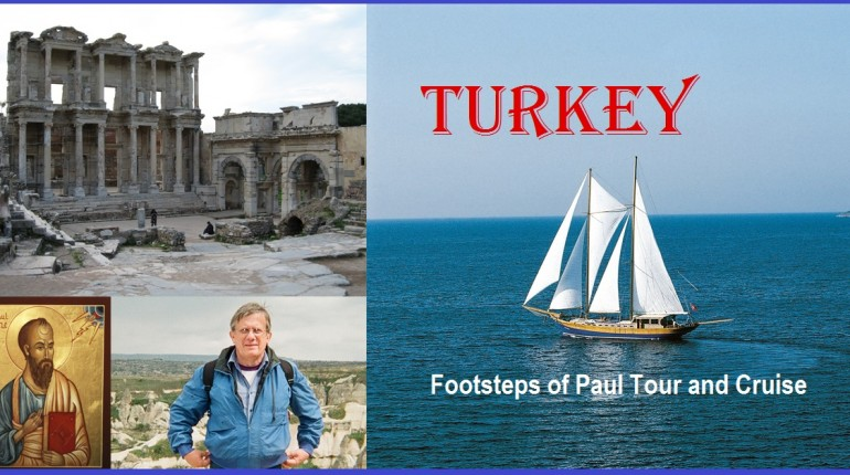 Footsteps of Paul Tour