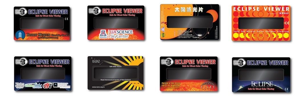 Solar Eclipse 2017 Viewing Cards solar eclipse 2017 Solar Eclipse 2017 Safe Solar Viewing Glasses Solar Eclipse 2017 Viewing Cards