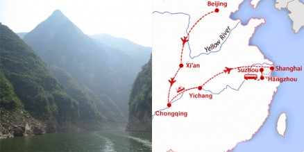 Trip to China with Yangtze Cruise