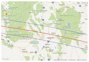 Idaho Solar Eclipse 2017 Tour