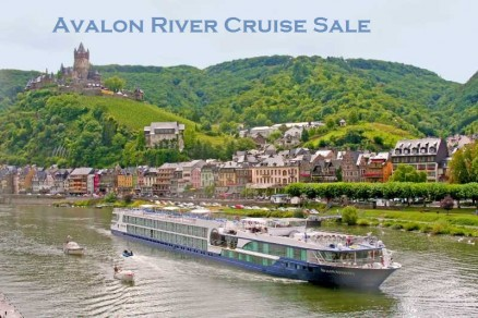 10-15% Off 2016 European River Cruises