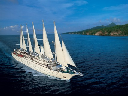 Windstar Luxury Tall Ship Cruises
