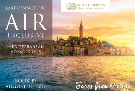 Star Clippers Cruise Packages
