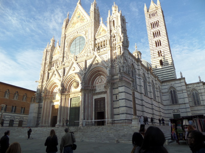 Siena Cathedral Tuscany Italy Tour of Siena Tour of Siena Tuscany Italy Cathedral