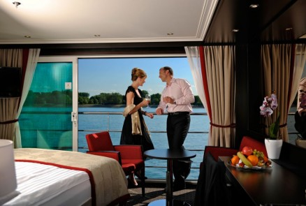 Avalon European River Cruises Stateroom