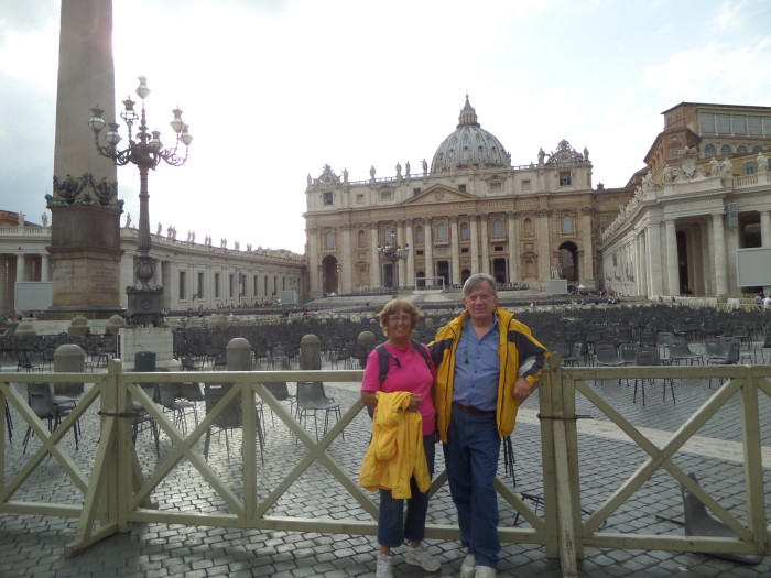 Made it to Vatican City {focus_keyword} When In Rome SAM 1305