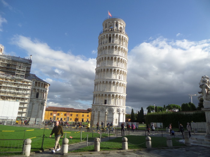 Leaning Tower of Pisa pisa italy Pisa Italy Tour SAM 1318