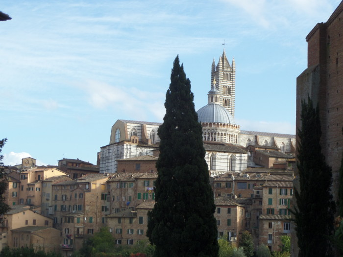First View of Siena Tour of Siena Tour of Siena Tuscany Italy Siena 2