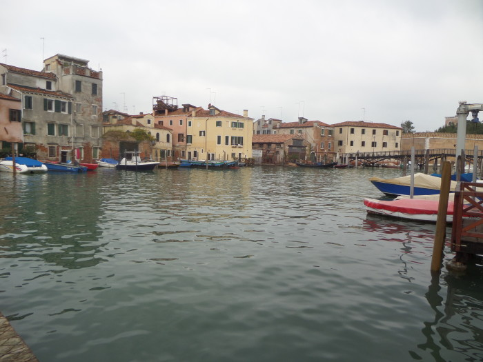Venetian Canal lost in venice It is Easy to Be Lost in Venice Venetian Canal