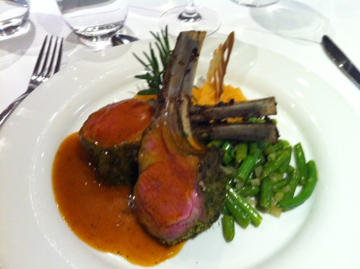 Avalon Rack of Lamb avalon river cruises food Avalon River Cruises Food and Dining Avalon Rack of Lamb Copy