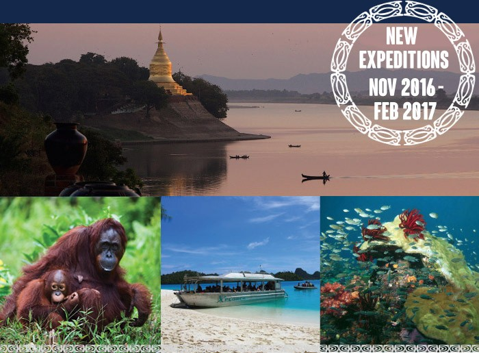 Southeast Asia Cruises  asia cruises New Southeast Asia Cruises with Coral Expeditions Southeast Asia Cruises 02