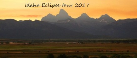 Idaho Fly in Solar Eclipse 2017 Tour