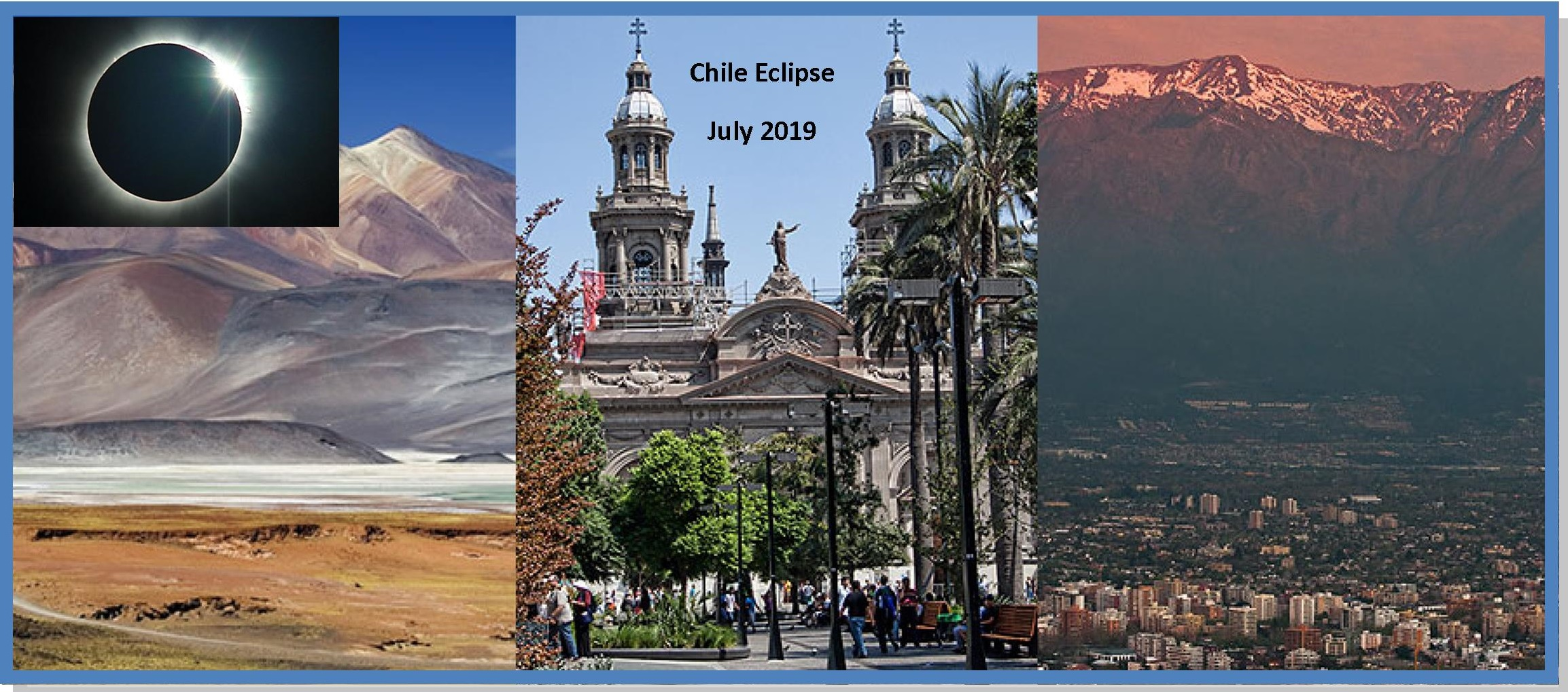 Chile Solar Eclipse Tour 2019