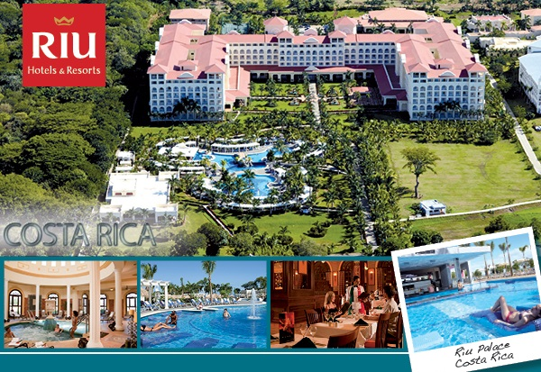 Riu Guanacaste Costa Rica Tour Package From Phoenix