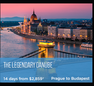 The Legendary Danube