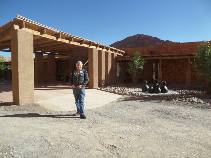 Alto Atacama Lodge and Spa Entry chile eclipse tour 2019 Chile Eclipse Tour 2019 Preparation Alto Atacama Lodge and Spa Entry
