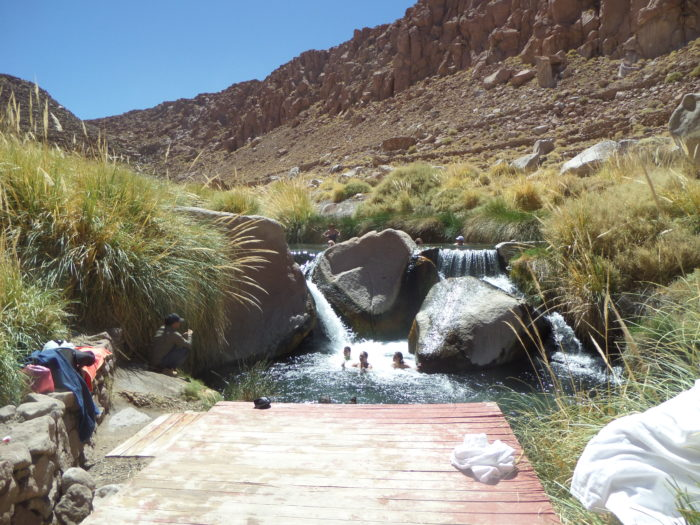 Puritama Hots Springs Chile Pool puritama hot springs Puritama Hot Springs Atacama Desert Chile Puritama Hot Springs A