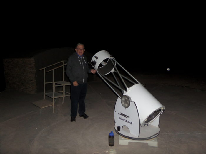 Star Party at Alto Atacama chile eclipse tour 2019 Chile Eclipse Tour 2019 Preparation Star Party Alto Calama