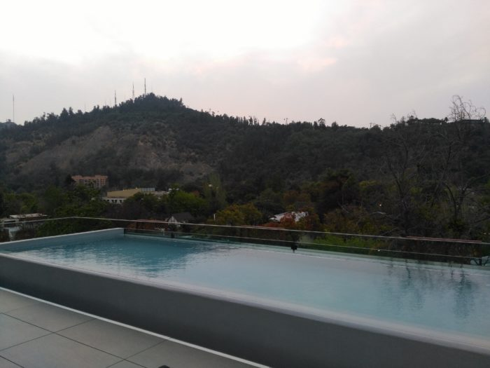 Ladera Boutique Hotel Pool chile eclipse tour 2019 Chile Eclipse Tour 2019 Preparation Ladera Rooftop Pool