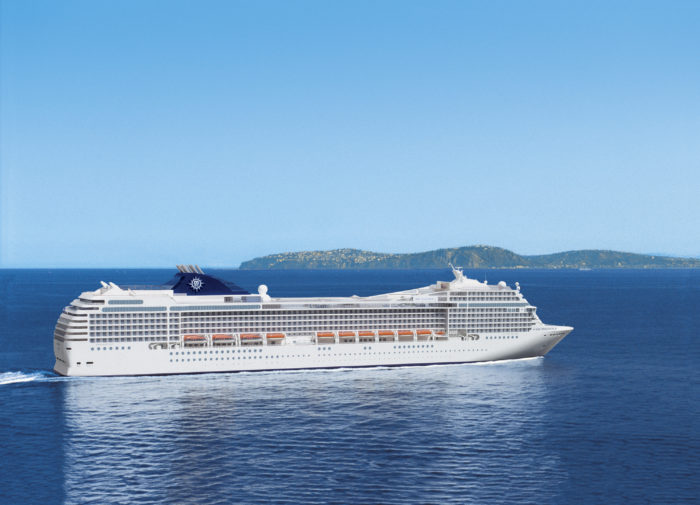 MSC Magnifica World Cruise January- March 2019 world cruise 2020 Around the World Cruise from MSC MSC Magnifica World Cruise